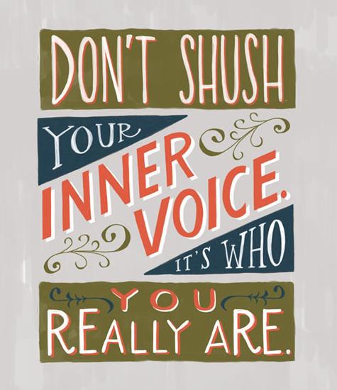 don't shush
