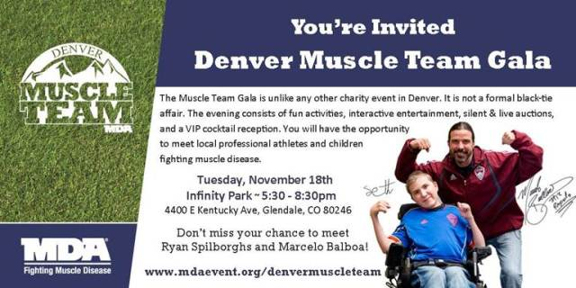 Denver Muscle Team Gala